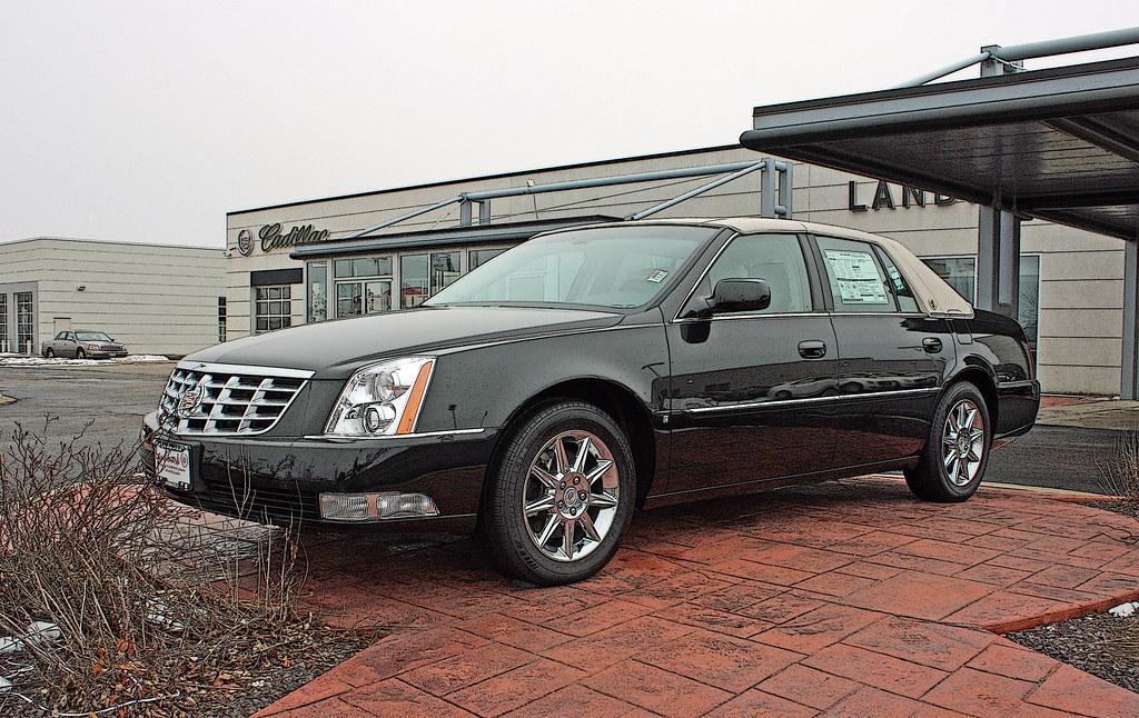 2010 Cadillac Deville Touring Sedan In Black Raven 3 Of 6