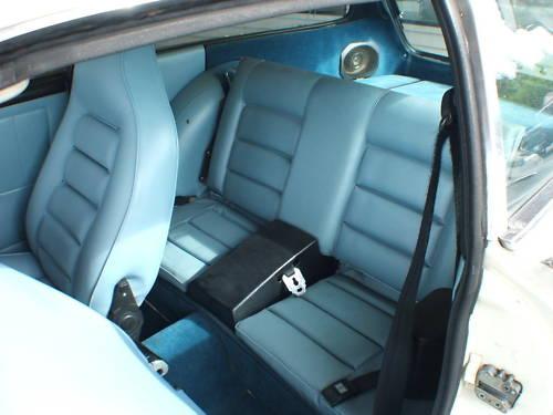 My 1973 Volvo 1800ES 4 | 1973 Volvo 1800 ES interior | Flickr
