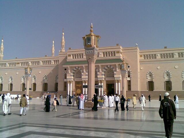 Medina Saudi Arabia  city photos gallery : Medina,Saudi Arabia | Flickr Photo Sharing!