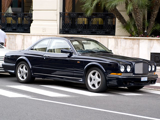 Bentley Continental R | by piolew