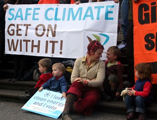 Safe Climate - Get on with it - Close Hazelwood | by John Englart (Takver)