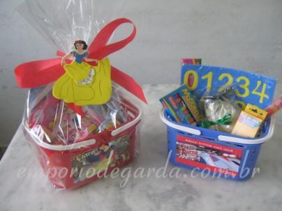 Kit infantil Lembrancinhas Personalizadas Chá Revelão Ursinho