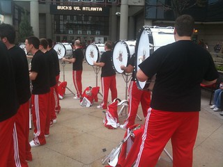 Milwaukee Bucks - Drumline 2010 | by InterstateMusic