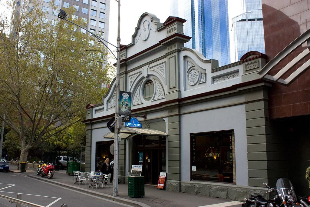 Cafe On Bourke Street