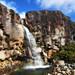'A Free Fall', New Zealand, Tongariro National Park, Taranaki Falls