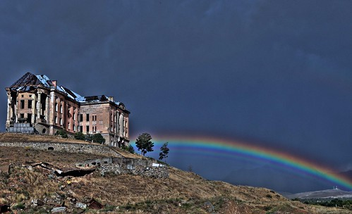 Rainbow Over Kabul | by Jack Spades