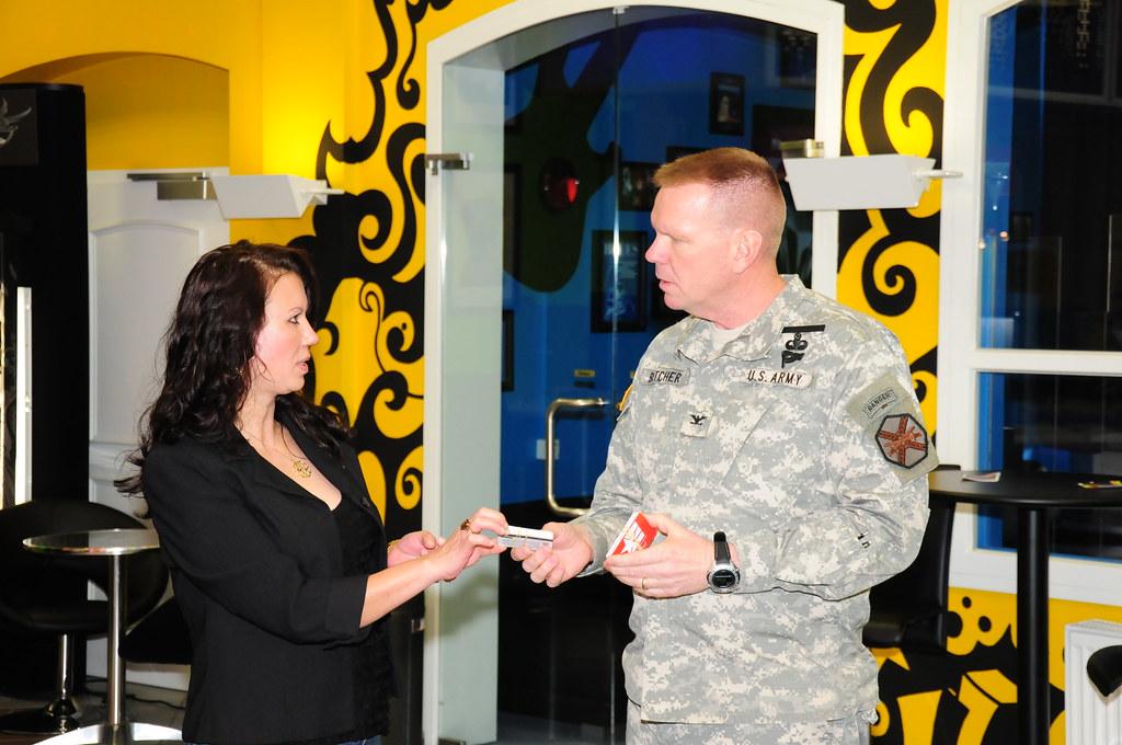 Dallas Is Love Presentation At Heidelberg Warrior Zone