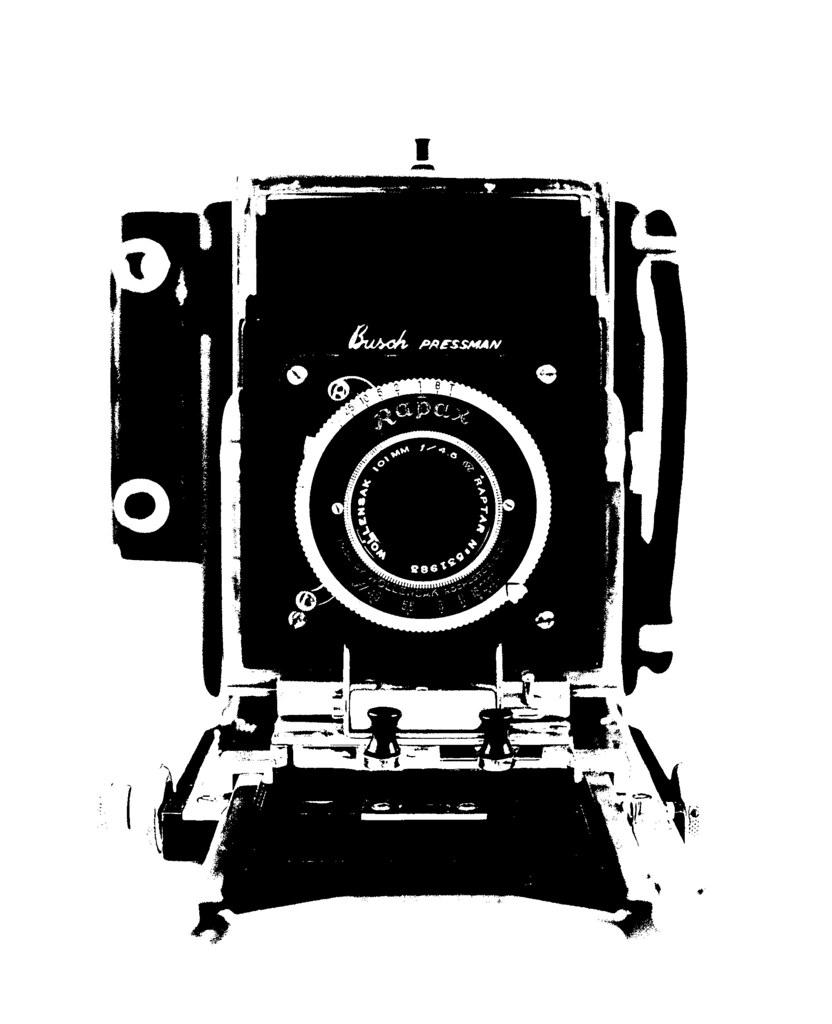 Vintage Camera T Shirt