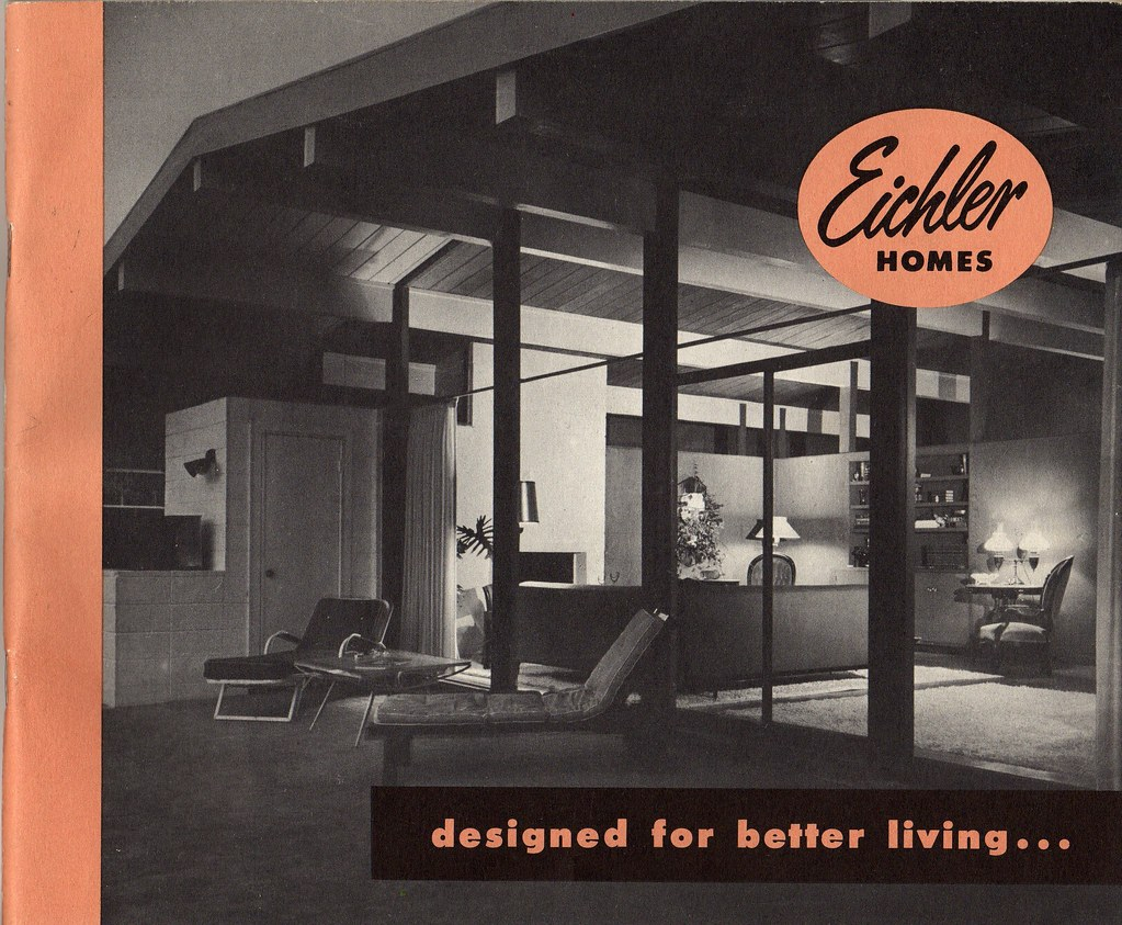 1955 eichler catalog front cover page 1 catalog courtesy flickr 1955 eichler catalog front cover page 1 by atomicpear