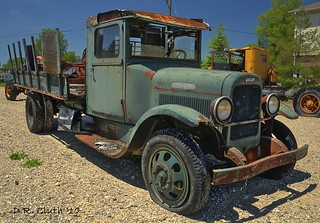 Old Federal Six truck....30's??? | by Dennis Cluth