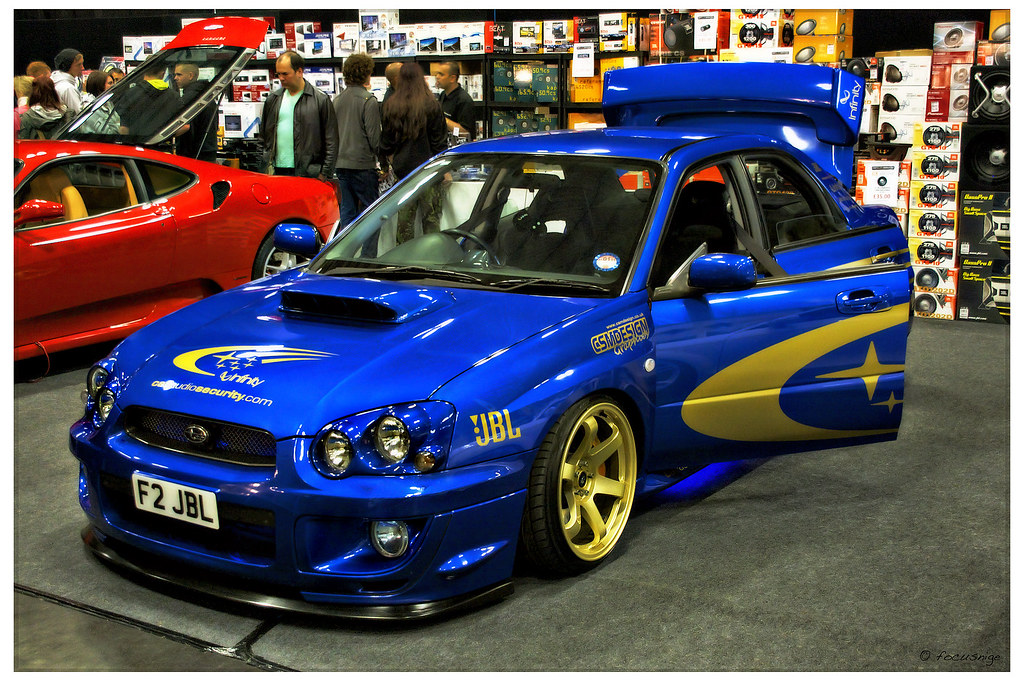 Modified Subaru Sti Wrx >> JBL Subaru Impreza WRX STi | Modified Nationals - JBL Subaru… | Flickr