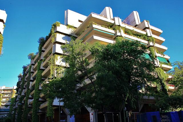 Edificio de fernando higueras calle san bernardo y - Fernando higueras ...