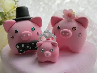 Piggy Cake Pan