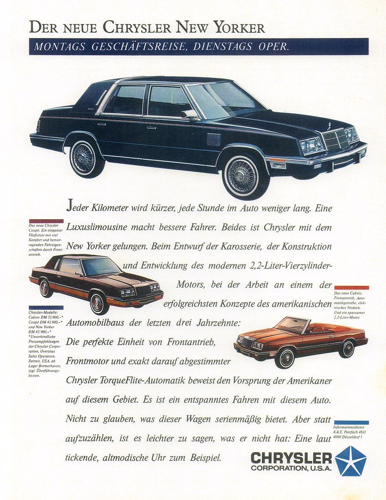 1983 chrysler new yorker germany michael flickr