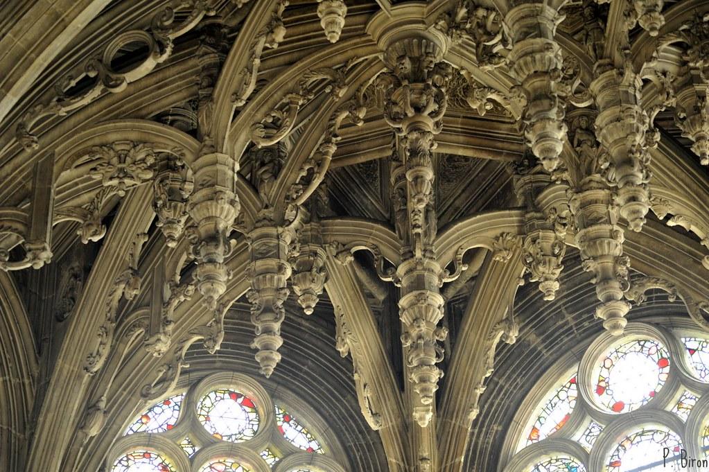 Eglise saint pierre de caen calvados basse normandie - Chambre des notaires de basse normandie ...