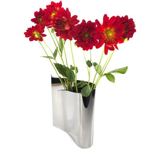 Alessi E Li Li Flower Vase The Stainless Steel E Li Li V Flickr
