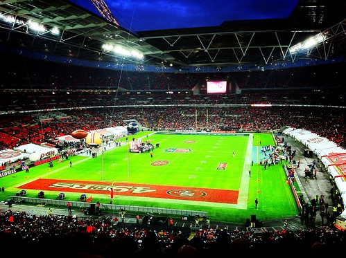 2010 NFL International Series Game at Wembley | by vtravelled.com