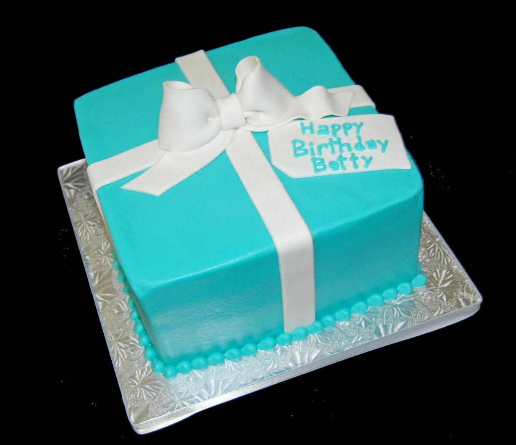 Sweet  Cake Ideas Blue
