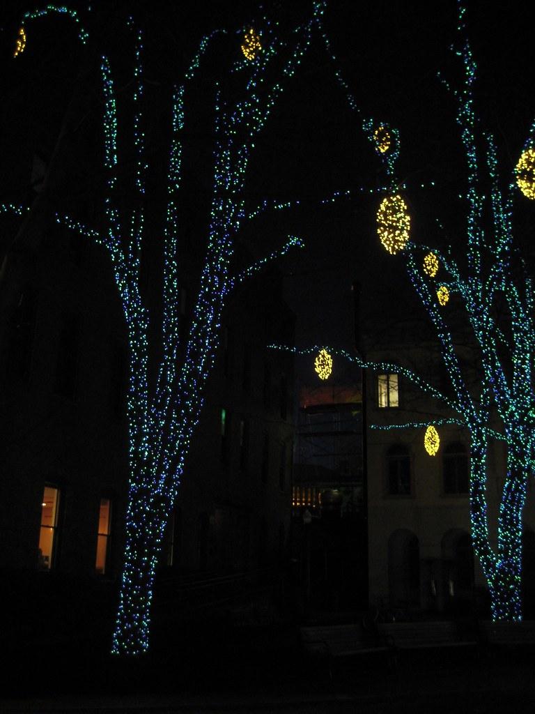 Portland Maine Christmas.Christmas Lights In Portland Maine Csbarrett Flickr