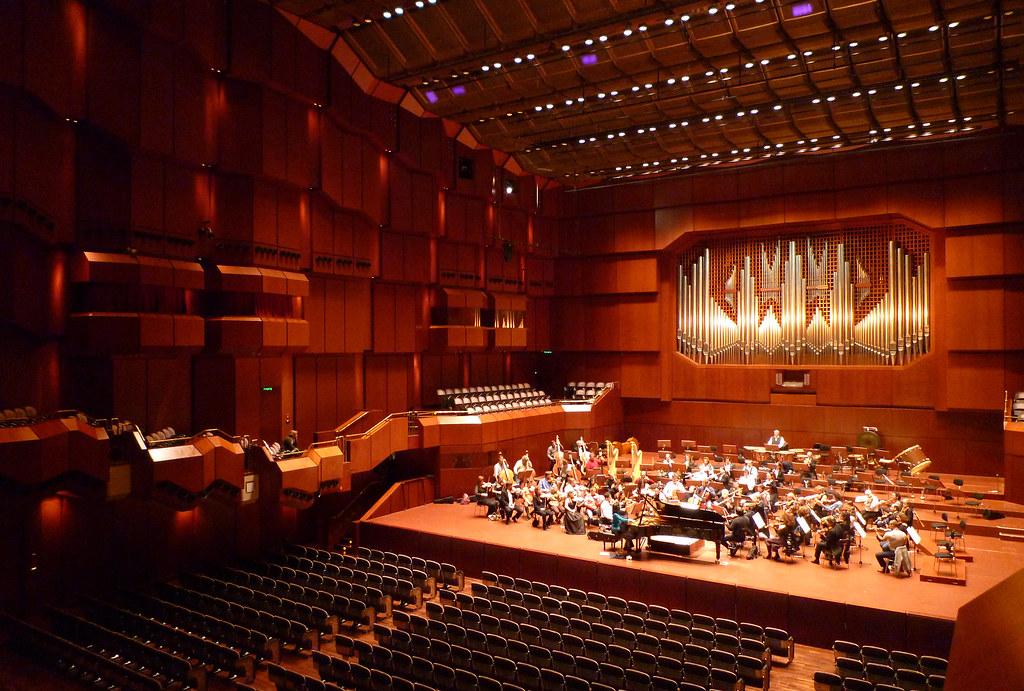 Saalplan Alte Oper Frankfurt