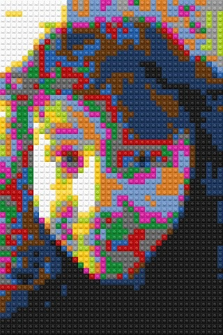 LEGO Photo iPhone App | by curiouslee