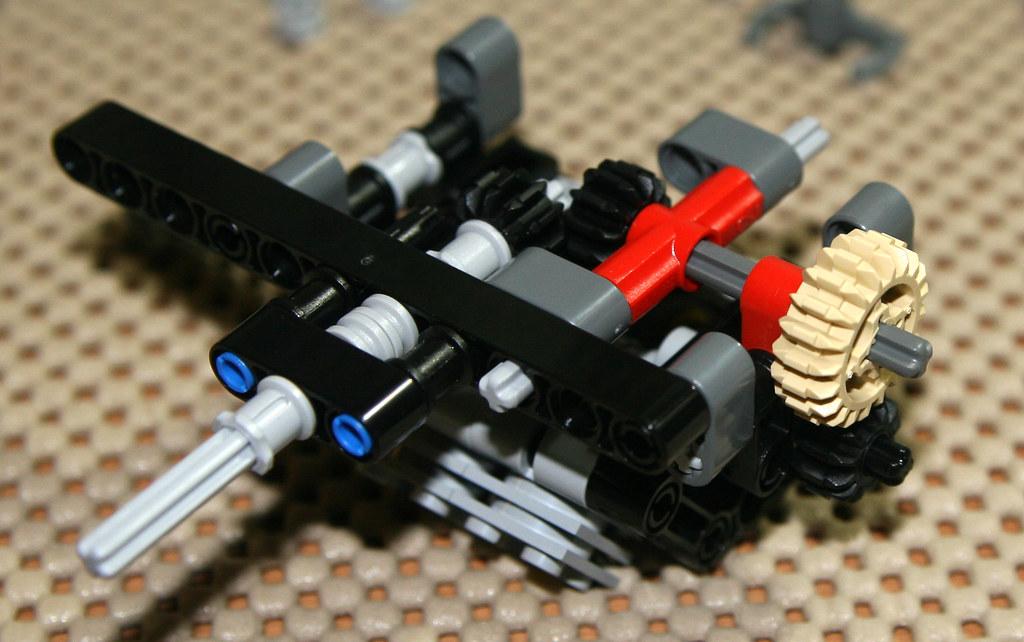 Сайт лего техник