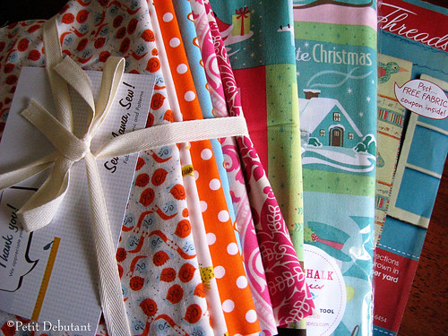 1-4-10 Mail Order Fabric | by Petit Design Co.