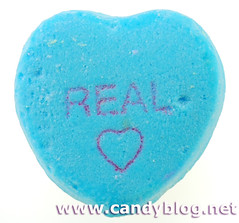Necco Sweethearts - Real Heart | by cybele-