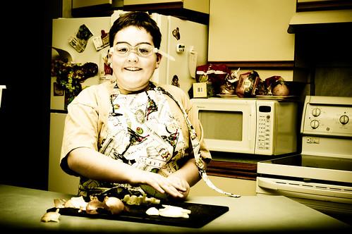 Chef 138 365 histoire d 39 apprendre la cuisine pierre for Apprendre cuisine