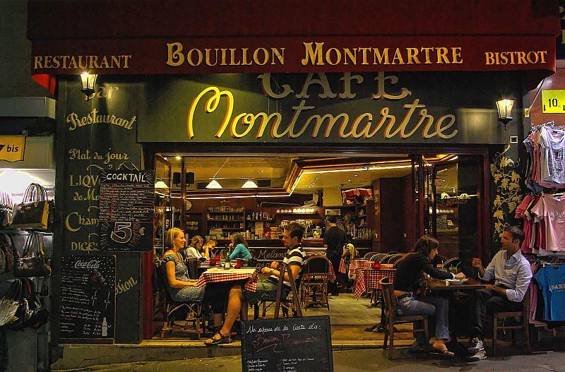 Cafe Le Select Paris France