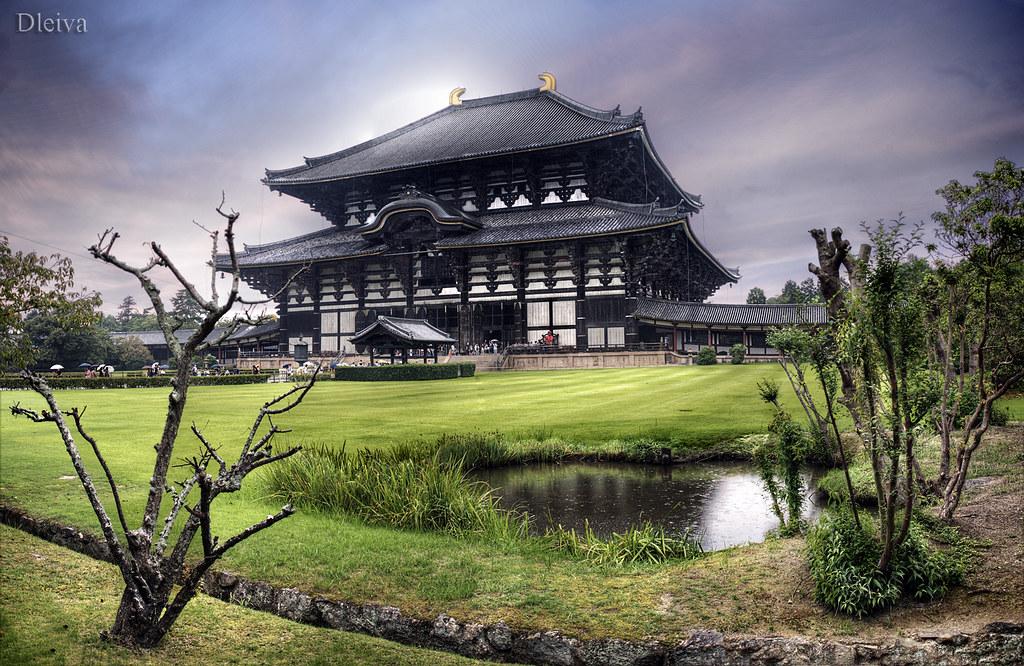 Todaiji temple in Nara, Japan  Mi colección de Japón/ My Ja…  Flickr