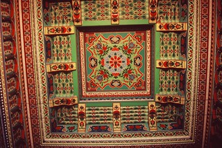 Ceiling of Dushanbe Teahouse | by ashex
