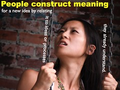 People Construct Meaning | by dkuropatwa