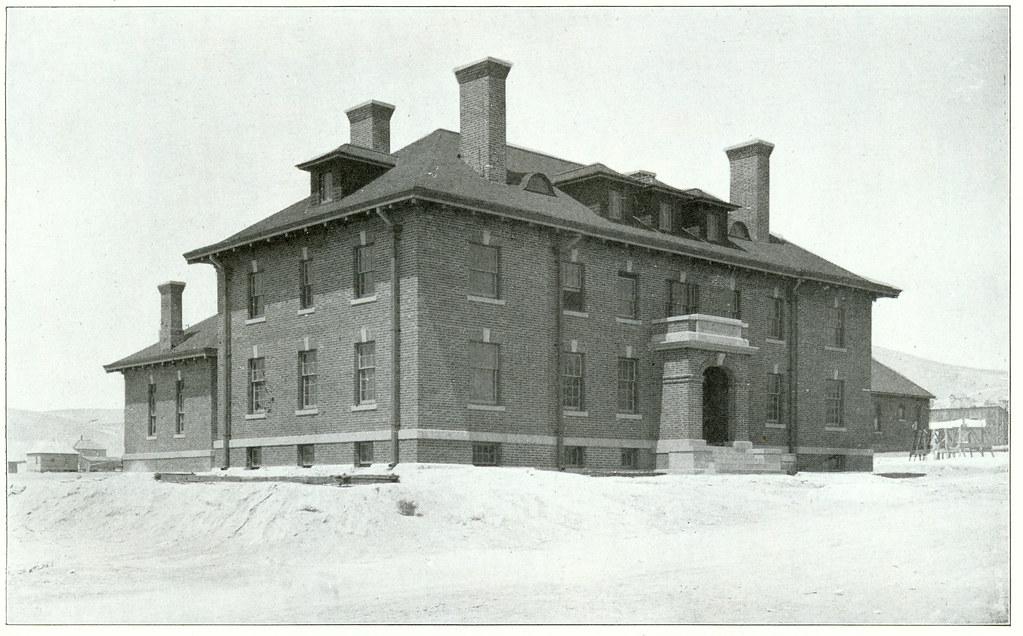 paul clark home  butte  montana   1900