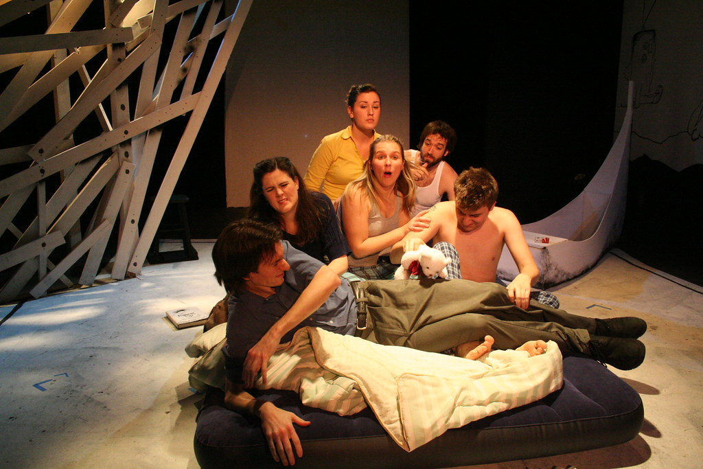 An Adult Evening Of Shel Silverstein - Dragon Productions Theatre Company - Flickr