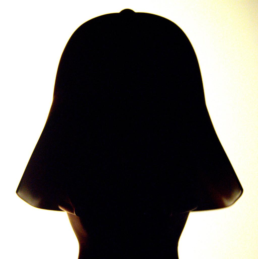 Darth Vader - silueta   Marcos   Flickr Darthvader