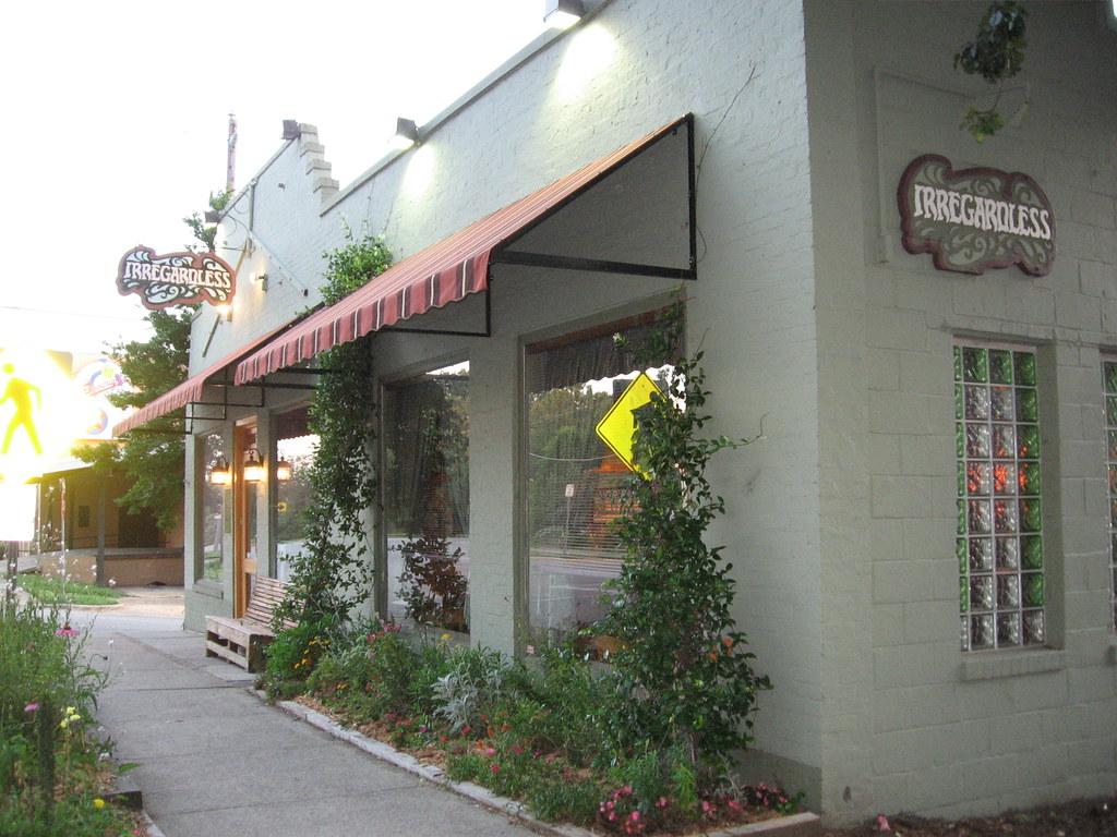 Irregardless Cafe Raleigh Reviews