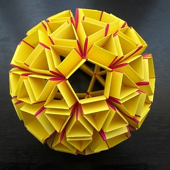 Snub Dodecahedron | by ! Polyhedra !