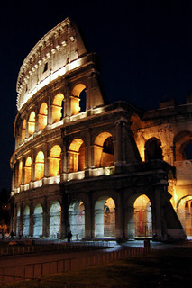 Colosseum at night | by HouseManagerLady