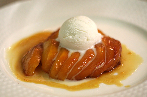 mango tart Tatin | by David Lebovitz