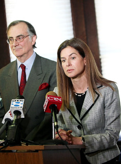 Susan Bysiewicz press conference - 2/18/2010 | by WNPR - Connecticut Public Radio