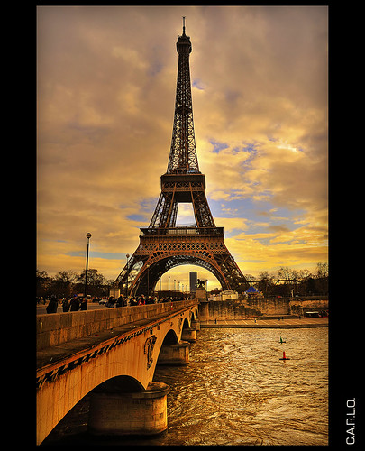 Eiffel Tower | by CARLORICCI