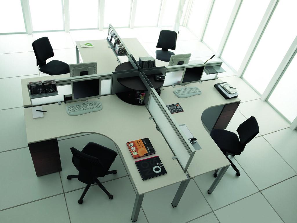 Xenon mobiliario de oficina muebles para oficina flickr - Muebles oficina segunda mano sevilla ...