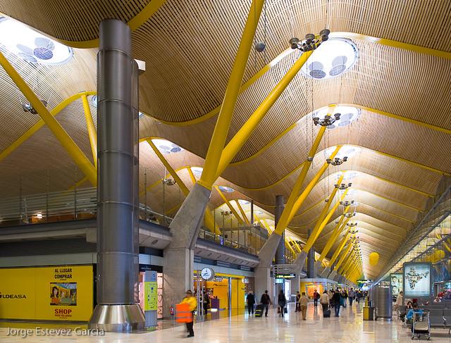 T4 madrid barajas airport t4 terminal madrid barajas - Terminal ejecutiva barajas ...