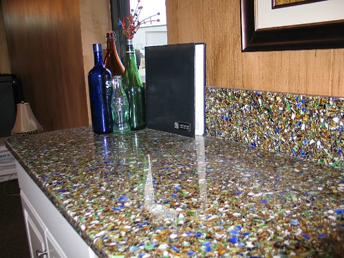 Alternatives To Granite Countertops : Vetrazzo alternative to granite countertops (146) Vetrazzo ...