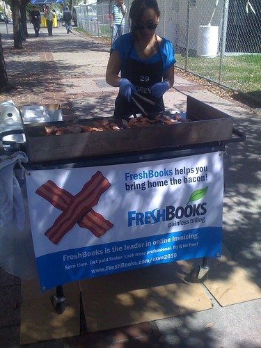 Freshbook helps you bring home the bacon | by xenlab