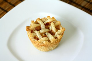 SMS Mini Caramel Apple Pies | by Tracey's Culinary Adventures