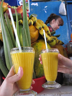 Juice Lady | by veganbackpacker