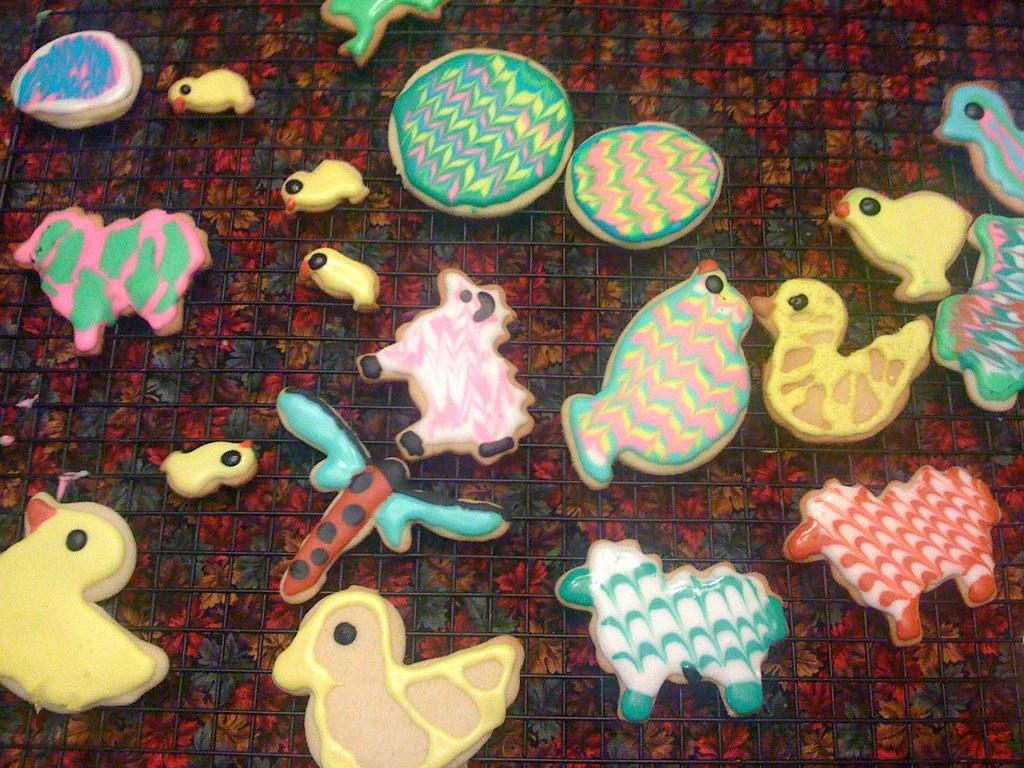 Decorated Sugar Cookies For Weddings