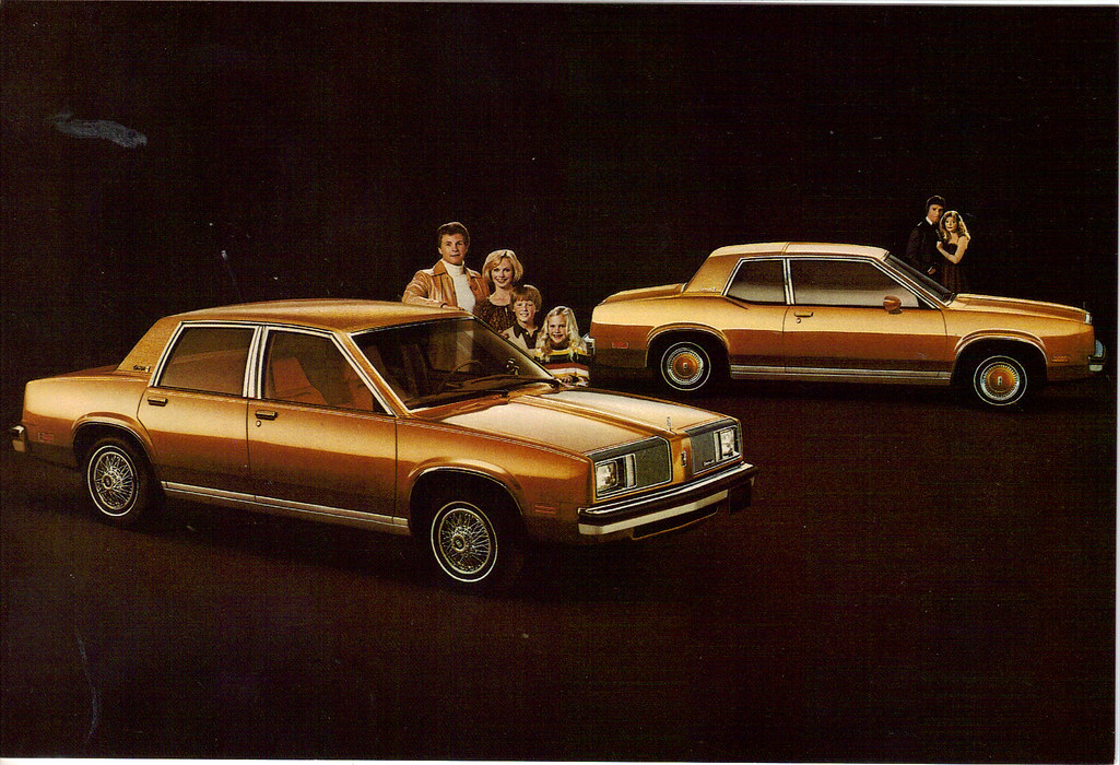 ... 1980 Oldsmobile Omega 2 door and 4 door sedan | by coconv & 1980 Oldsmobile Omega 2 door and 4 door sedan | coconv | Flickr